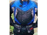 Targa motorcycle jacket size S