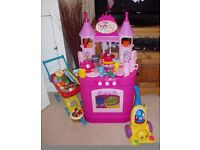 BEAUTIFUL PRINCESS KITCHEN WITH ALL ACCESSORIES