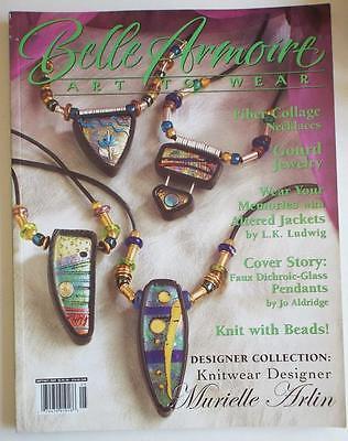 Belle Armoire (BELLE ARMOIRE Magazine ~ Art To Wear ~ September/October 2005 Issue)