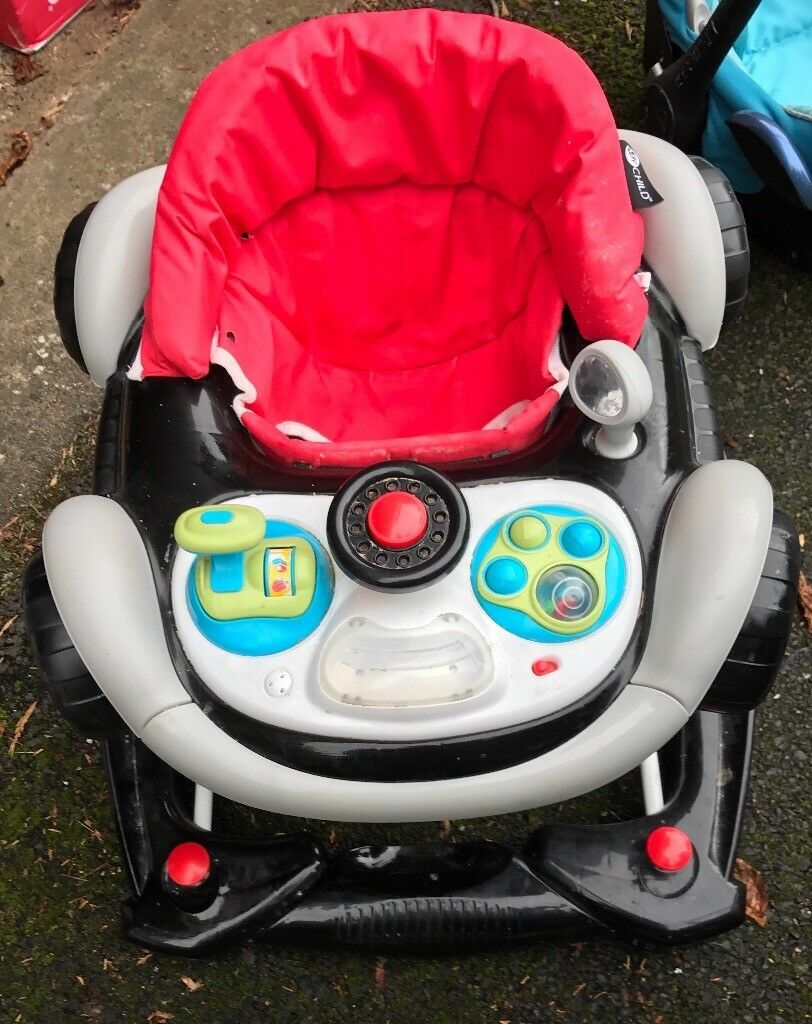 Toys r Us baby walker