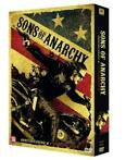 Sons Of Anarchy -Seizoen 2 (x4 dvd)
