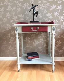 Shabby Chic small table. REDUCED