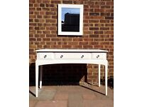 Dressing Hall Table and Mirror .. £85 .. Possible Delivery