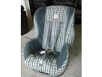 Britax Eclipse car seat.