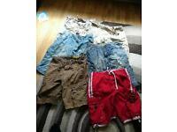 Mens shorts 34 waist