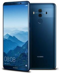 HUAWEI Mate 10 Pro 128Gb Dual SIM Midnight Blue/Mocha Brown/Titanium Grey - Global Version