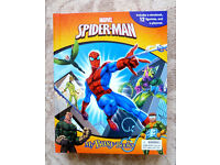 MARVEL SPIDERMAN MY BUSY BOOKS STORYBOOK AND PLAYMAT