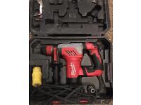 Milwaukee drill (PLH 28 XE)