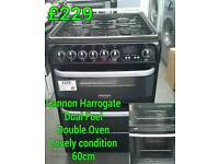 Cannon Duel Fuel Cooker