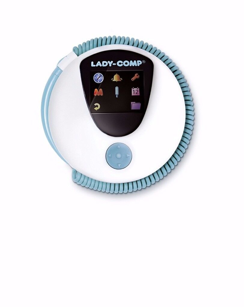 Lady Comp Worlds Most Advanced Dual Purpose Fertility Monitor Natural Birth Control Brand