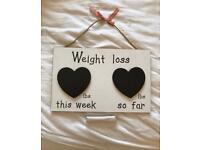 Weight Loss Board