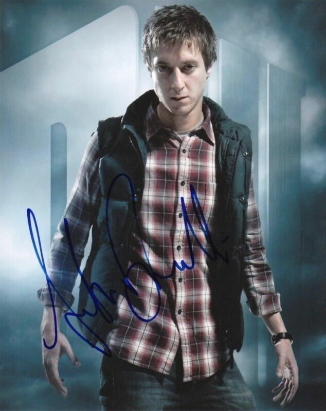 ARTHUR DARVILL.. Doctor Who (2010) SIGNED