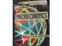 Macroeconomics - £2 - Collection only