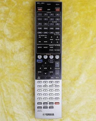 ORIGINAL YAMAHA REMOTE CONTROL RAV287 PN:WR002100 HTR-6280 RX-V1065
