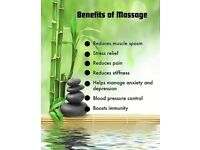 Male Mobile Massage Therapist at your Convenience TIME and Place
