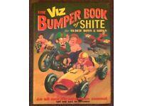 Viz 'The Bumper Book Of Sh*te' Annual (1993)