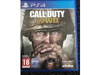 Call of Duty WW2 & Battlefield 4 PS4 Bundle