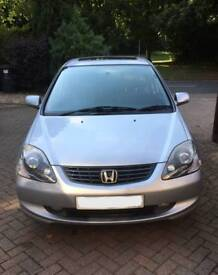 Honda Civic (SOLD)