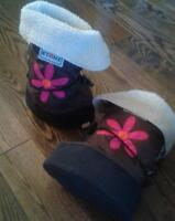 **STONZ booties with liners** reduced $35