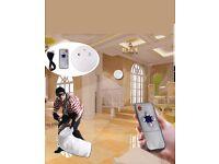 CCTV Camera Smoke Alarm Type