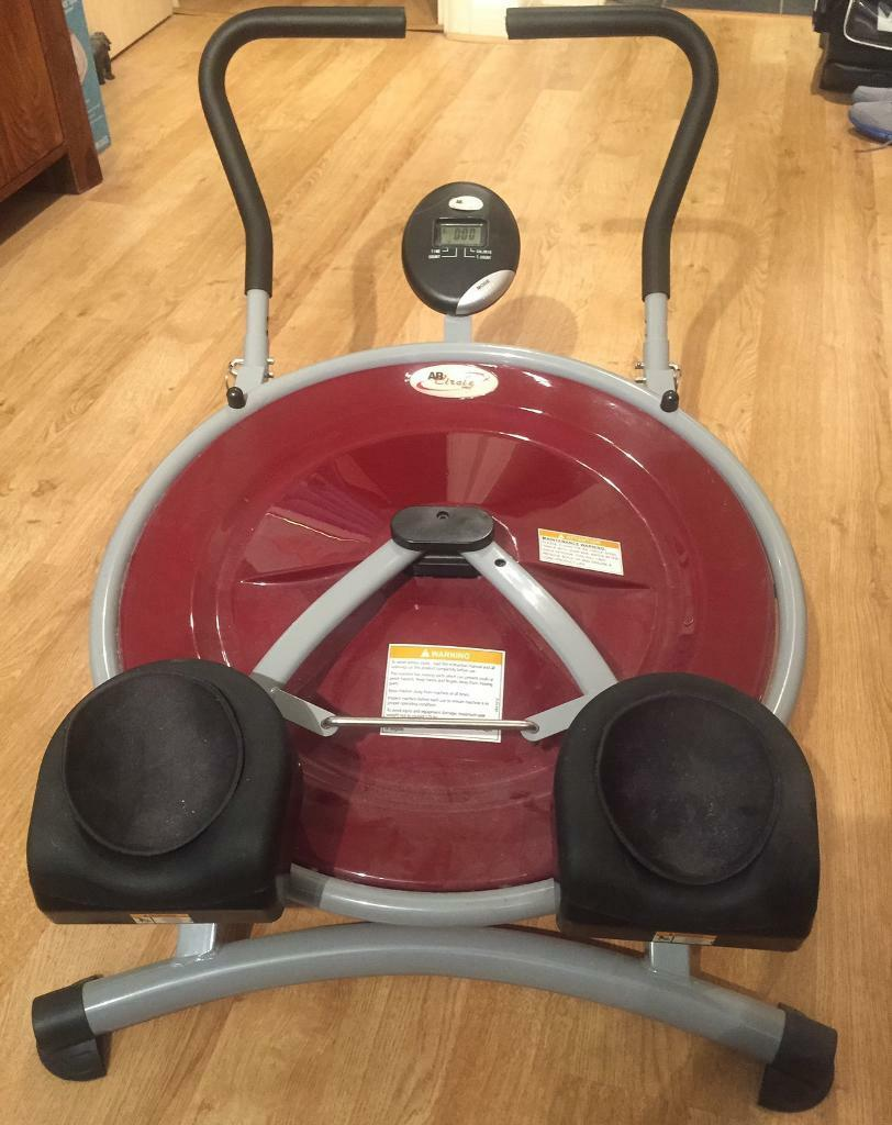 Ab Circle Pro exercise machine for sale. Brand new condition. Great way to keep fit