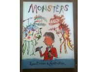 Monsters by Russel Hoban and Quintin Blake
