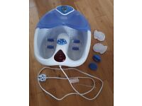 Infra-red Bubble Foot Spa