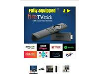 Firesticks / android boxes & buffer free subscription deals