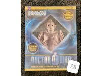 Assorted Doctor Who Model Making Kits, Puzzle & Book