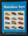 Encyclopedia of Matchbox Toys, Schiffer Book for Collectors.