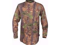 Jack Pyke English Oak T-Shirt Long Sleeved