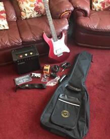 Yamaha eclectic guitar