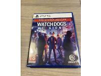 Watchdogs legion PS5