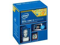 intel i5 4670k Quad Core CPU