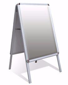 A1 Aluminium Advertising Boards