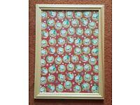 150 piece Santa Clause Jigsaw in a Frame