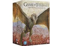 Game of thrones box set 1-6