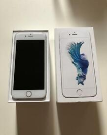 Apple iPhone 6s 16gb White and Silver