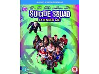 Suicide Squad Blu-Ray Extended Cut