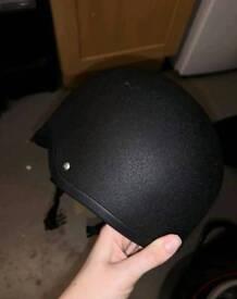 Champion junior jockey helmet