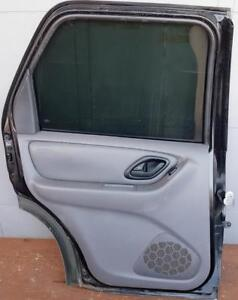 DOOR REAR Left / driver side - complete for 2001 - 2007 FORD ESCAPE XLT $199