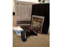 Sony PlayStation 3 500GB Super Slim Console + Game