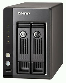 QNAP TS-219P+ 2 Bay All-in-One Desktop Turbo NAS Server
