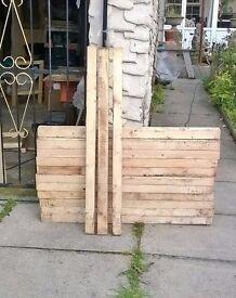 Timber Planks