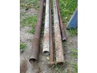 FREE Various lengths of tube and bar