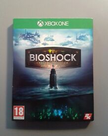 Bioshock Collection - Xbox One (can trade)