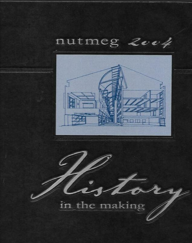 2004 UNIVERSITY OF CONNECTICUT YEARBOOK, NUTMEG, STORRS, CONNECTICUT
