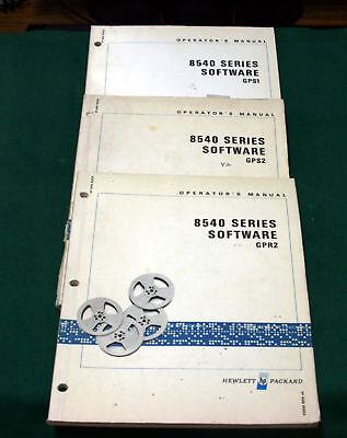 Hp 8540 Series Software Gps1 -gps2- Gpr2