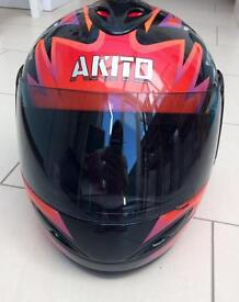Akito Motorbike Helmet XS