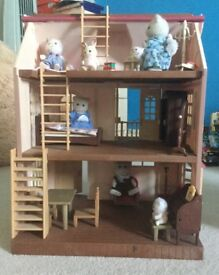 Sylvanian Family Bundle willing to seperate sets